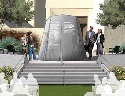 Scottsdale Memorial For the Fallen Taking Shape