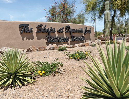 Scottsdale Development Partners Announces $1.5M Renovation Project at Shops At Dynamite Creek