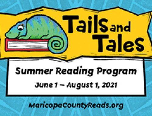 Tails and Tales: Maricopa County Reads Continues the Summer Reading Program