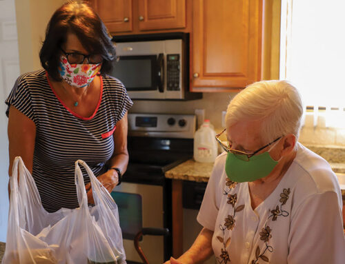 Volunteers Needed to Help Homebound Adults and Seniors Fight Isolation Beyond the Pandemic