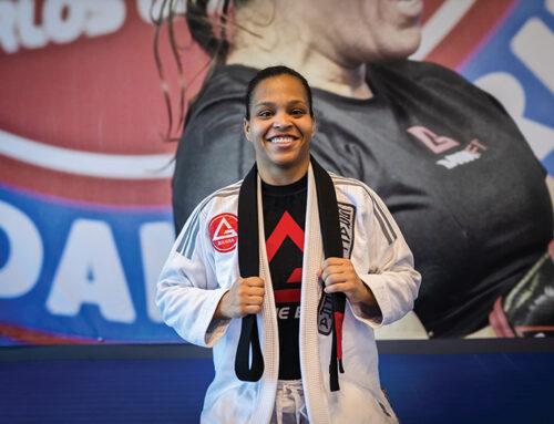 North Phoenix Brazilian Jiu Jitsu Competitor Excels On and Off the Mat