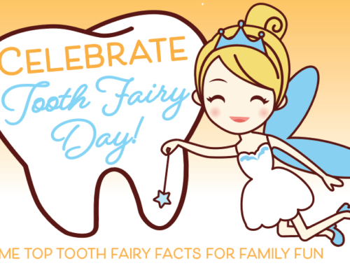 Celebrate Tooth Fairy Day!