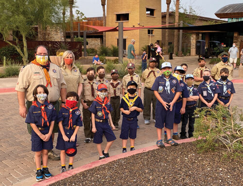 NW Peoria Cub Scouts Welcomes Community to Join in the FunFind out more about Cub Scout Pack 1776 on August 12