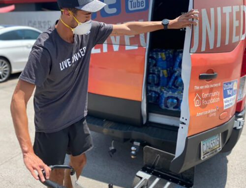 Valley of the Sun United Way and Partners Provide Heat Relief to Those in Need